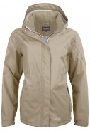Beige Damen Regenjacke Carrie von Pro-X Elements