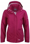 Beerenrote (Berry) Damen Regenjacke Carrie von Pro-X Elements