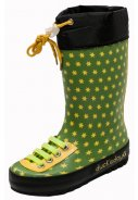 Ducksday Kinderregenstiefel Funky Green