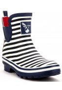 Evercreatures Regenstiefel kurz Bristol Meadow