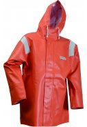 Lyngsøe Rainwear Regenjacke orange