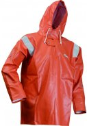 Lyngsøe Rainwear Fischer-Anorak orange