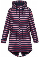 Multistriped Softshell Regenjacke Island Friese von Derbe