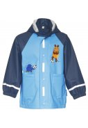 Playshoes Regenjacke Mouse & Elephant Football