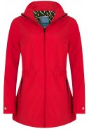 "Happy Rainy Days Regenjacke ""Rosa"" rot"