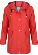 Rote Regenjacke Dull Rain Mac Roya von Happy Rainy Days