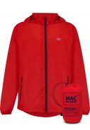 Rote (lava red) Regenjacke von Mac in a Sac