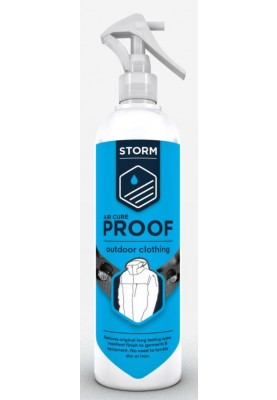 Stormcare Eco Friendly Proofer Spray für Outdoor Bekleidung