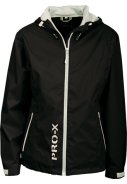 Schwarze Damen Regenjacke Flash von Pro-X Elements